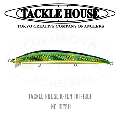 TACKLE HOUSE K-TEN TKF-130F