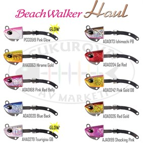 Duo Beach Walker Haul JigHead İkili Set ( 14 Gr )