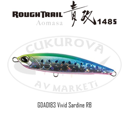 DUO Rough Trail Aomasa 148 S