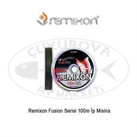 Remixon Fusion Serisi 100m İp Misina 0,14 mm