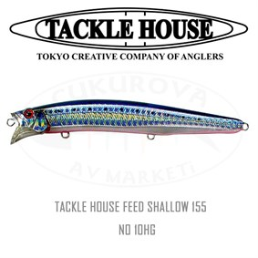 TACKLE HOUSE FEED SHALLOW 155