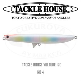 TACKLE HOUSE VULTURE 120 NO 4